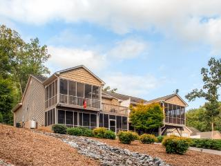 Comfortable 3BR Seneca Townhome on Lake Hartwell w/Covered Boathouse, Gas Grill & Wifi - Just Across the Water From Clemson Stadium! - Seneca vacation rentals