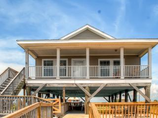 Peaceful 3BR New Orleans Home w/Private Dock & Impressive Views - Beautiful Waterfront Location on Lake St. Catherine! 30 Miles From Downtown New Orleans - Pearlington vacation rentals