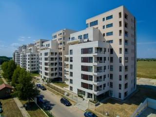 Luxury 2BD apt. - underground parking included - Bucharest vacation rentals