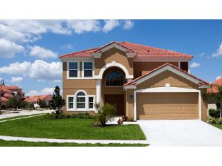 Play in Orlando from the comforts of this lovely 5 bedroom vacation home with private pool at Aviana Resort Orlando. - Davenport vacation rentals