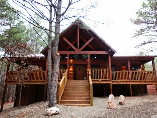 Tree Top Tango  Brand New Luxury Cabin 3 BR, 2 BTH - Broken Bow vacation rentals