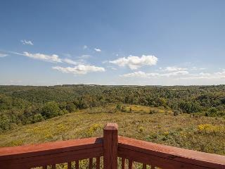 Spectacular 5 Bedroom log home with breathtaking views! - Swanton vacation rentals