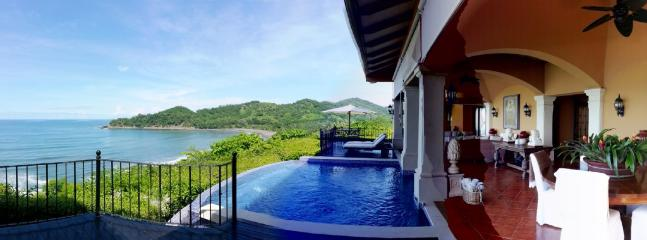 Oceanfront Luxury Villa Enjoying Privacy - Santa Cruz vacation rentals