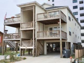 Beautiful oceanside condo - Image 1 - Carolina Beach - rentals