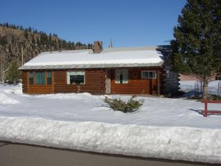 Fam Friendly High Mountain Log Home - Lots of Snow - South Fork vacation rentals