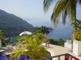 One of the most beautiful views of Puerto Vallarta - Boca de Tomatlan vacation rentals