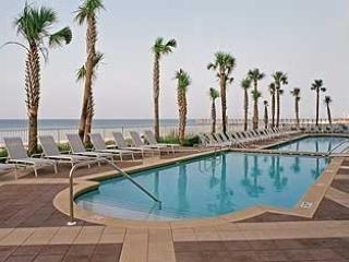 Beautiful Bi-Level Pool - Next to Pier/Shipwreck Island Water Park  NO'JUNK FEES' WE OWN 12 CONDOS CALL US - Panama City Beach - rentals