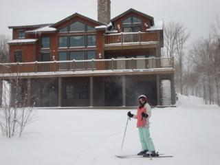 Skiing in/out at Bretton Woods is such a treat !!! - Whitefield vacation rentals