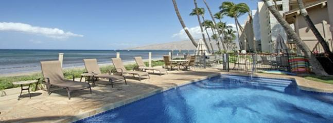 Ocean front pool - Unique Boutique 1 bed  On Awsome sandy Sugar Beach - Kihei - rentals