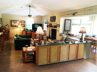Perfect Cabin with Deck and Internet Access - Mountain Home vacation rentals