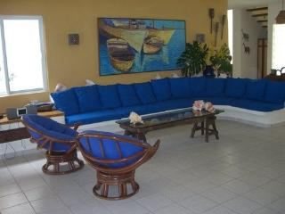 Tropical Sea Front Villa With Palapa - Progreso vacation rentals