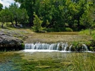Waterfall - Eagles' Nest 2300 SF Texas Hill Country Vac Home - Dripping Springs - rentals