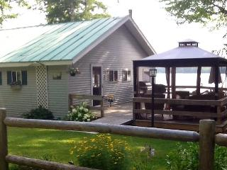 Charming House with Deck and Internet Access - North Anson vacation rentals