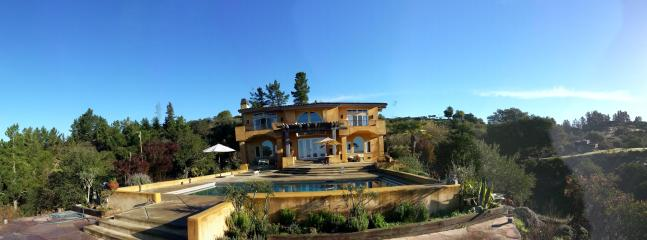 Sonoma 10  Acres Gated Pool and Spa with Views - Image 1 - Sonoma - rentals