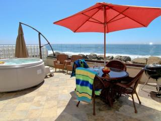 Spectacular, Beachfront Villa, Private Spa- P518-2 - Oceanside vacation rentals