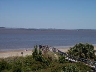 Beautiful 3rd floor view - The Crowsnest - Tybee Island vacation rentals