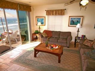Spacious Oceanfront Luxury Condo - P3201-0 - Oceanside vacation rentals