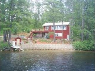 Across the Lake View - All Season Lake Ossipee NH Waterfront Home Private - Freedom - rentals