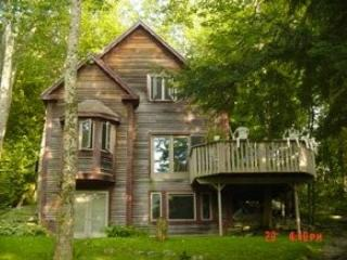 Waterfront vacation home--fully equipped - Liberty vacation rentals