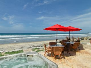 Beachfront Rental Sitting on the Sand P3201-1 - Oceanside vacation rentals