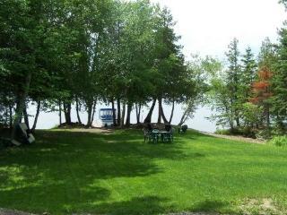 Beautiful Waterfront Home Rental on Portage Lake - Portage vacation rentals