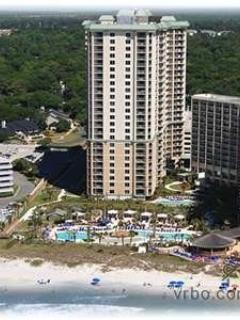 Beautiful Penthouse Level Royale Palms Condoin Myrtle Beach - Image 1 - Myrtle Beach - rentals