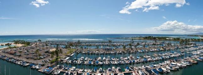 Panoramic Oceanfront View-Best in Building-$225.00 - Waikiki vacation rentals
