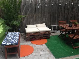 Amazing LES/ SOHO 2 Bedroom with Private Patio! - New York City vacation rentals