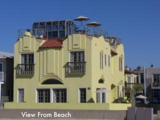 BEACH FRONT HOME - Hermosa Beach vacation rentals