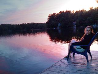Classic Adirondack Lakefront Cabin on Quiet Lake - Gloversville vacation rentals