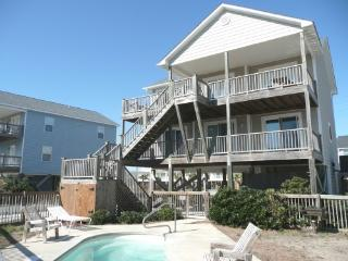 Oceanside Home, Private Pool, Beautiful! - Holly Ridge vacation rentals