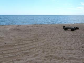 Newly Remodeled Beachfront Home! - Au Gres vacation rentals