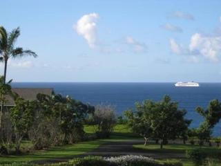 Ocean-front 2Bdrm/2Bath Retreat- Ocean & Mt Views - Princeville vacation rentals
