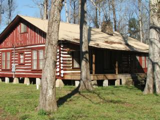 BALL MILL-- Picturesque Log House in the Woods - Foxworth vacation rentals