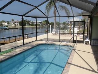 Hernando Beach - Screened Lanai & Pool - Boat Dock - Hernando Beach vacation rentals