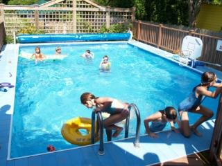 2 COTTAGES @ Sleep 10 Steps- Beach, Pool lots more - Lakeside vacation rentals
