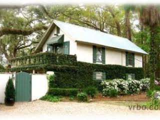 Beautiful & Charming Historic Cottage - Image 1 - Sea Island - rentals