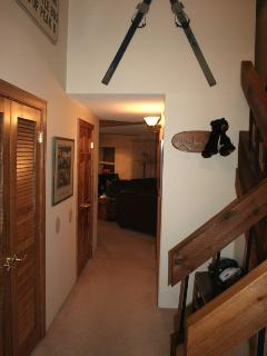 Penthouse 3 bedroom 3.5 bathroom luxury Powderhorn - Breckenridge vacation rentals