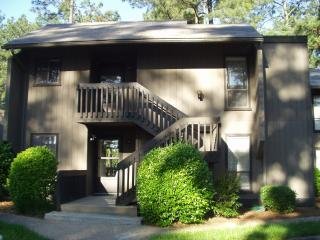 Bright Condo with Deck and A/C - Pinehurst vacation rentals