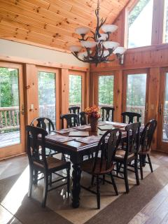 3 bedroom Chalet with Deck in Wilmington - Wilmington vacation rentals
