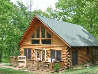 Amazing Cabin w Spa Rustic Elegance 2,3,4 or 6 bdr - Branson vacation rentals