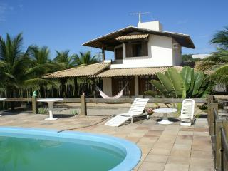 Beach House on Atlantic Coast of Brazil - Ilheus vacation rentals