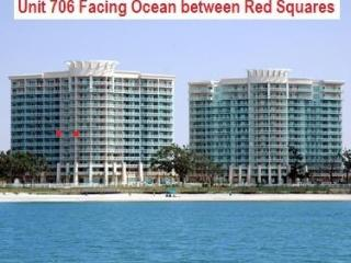 Great View overlooks the Gulf & Beach - 3 Pools - Gulfport vacation rentals