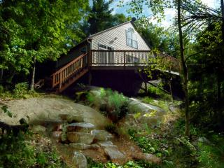 Secluded , Romantic Maine Cottage on Mountain Lake - Augusta vacation rentals
