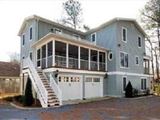 6 BR, beach bikes, game area & 1 mi to beach - Bethany Beach vacation rentals