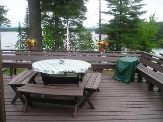 """Hole In the Woods"" A breathtaking,serene getaway. - Saranac Lake vacation rentals"