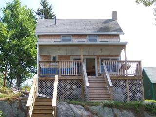 Bright Phippsburg Cottage rental with Deck - Phippsburg vacation rentals