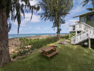 Best Oceanfront Views on the North Shore! - Haleiwa vacation rentals
