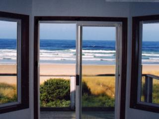 "Big Oceanfront, ""Sandy Shores"", Breathtaking View - Waldport vacation rentals"
