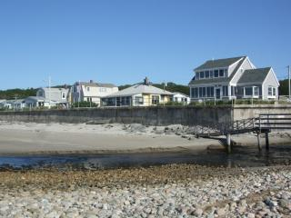 Ocean Front Cottage on Scenic Long Beach - Rockport vacation rentals